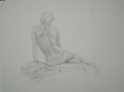 Untitled Nude #1