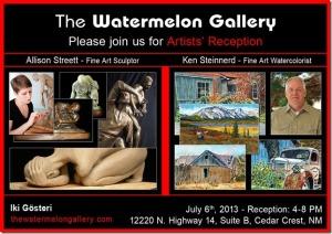 watermelon_gallery_invitation
