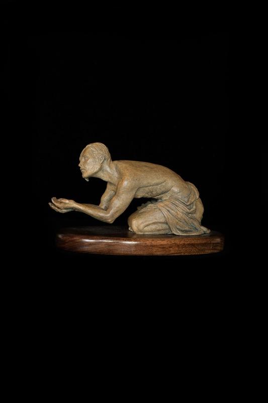 Daily Bread, bronze